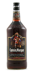 Ром Captain Morgan Black Label 1,0 л