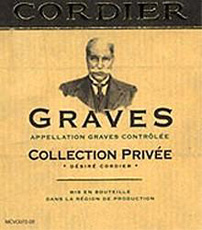 Вино Graves Cordier Collection Privee 2006 0,75 л